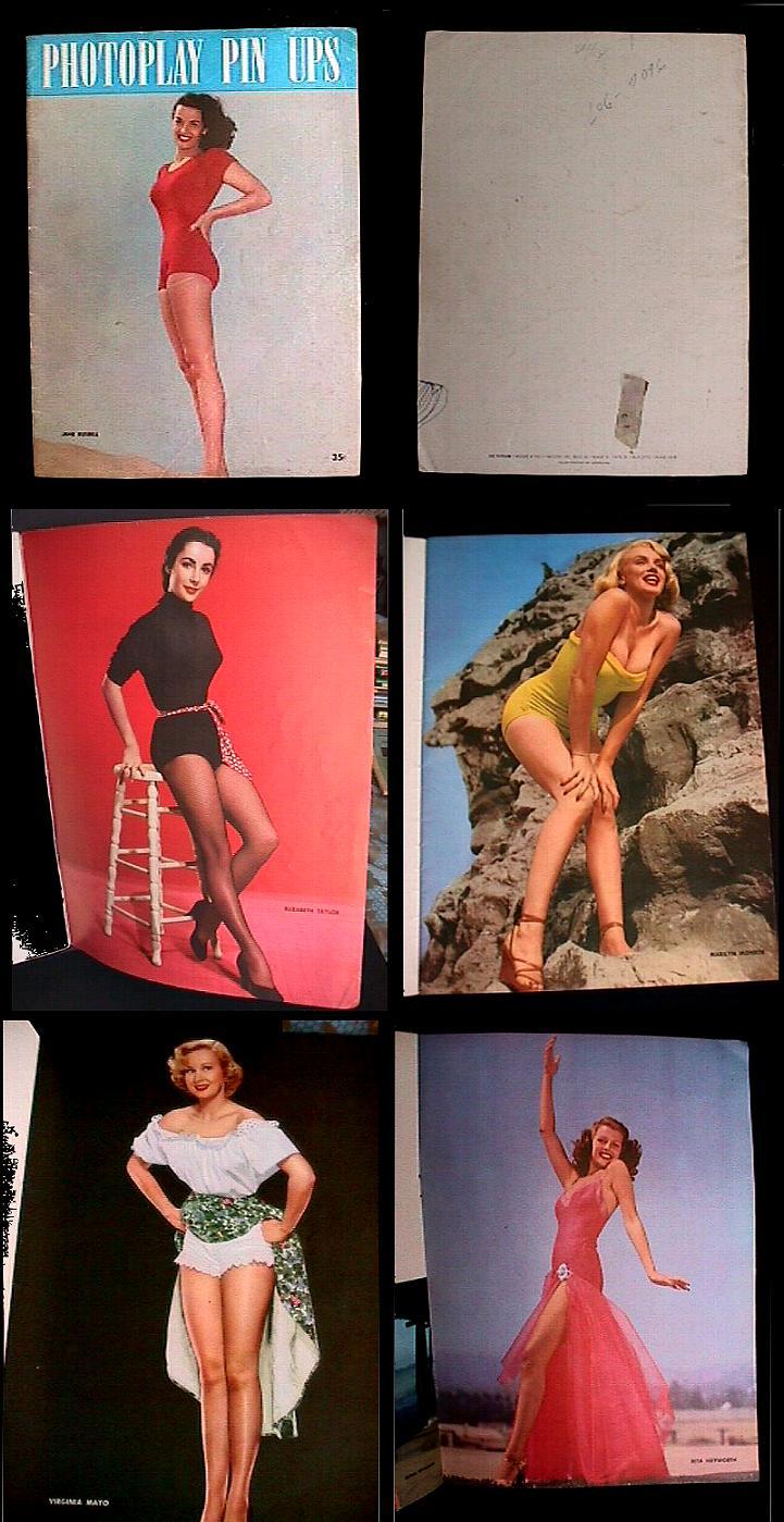 Pin-ups Joe-photoplay