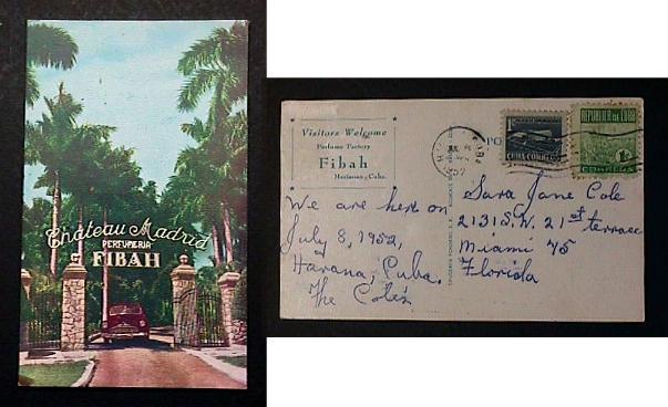 1958 - FOTOS DE CUBA ! SOLAMENTES DE ANTES DEL 1958 !!!! - Página 33 Pc-perfume